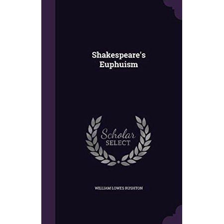 Shakespeare's Euphuism - image 1 of 1