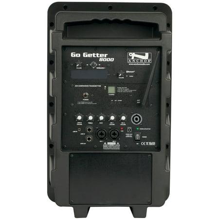 Anchor Audio Go Getter Air Package  Gg Dp Air