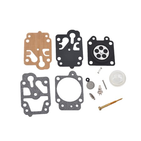 Carburetor Diaphragm Rebuild Kit Carburetor Carb Diaphragm Gasket for Husqvarna GX135 139 26CC 33CC 43CC 52CC Carburetor Carb Gasket Diaphragm