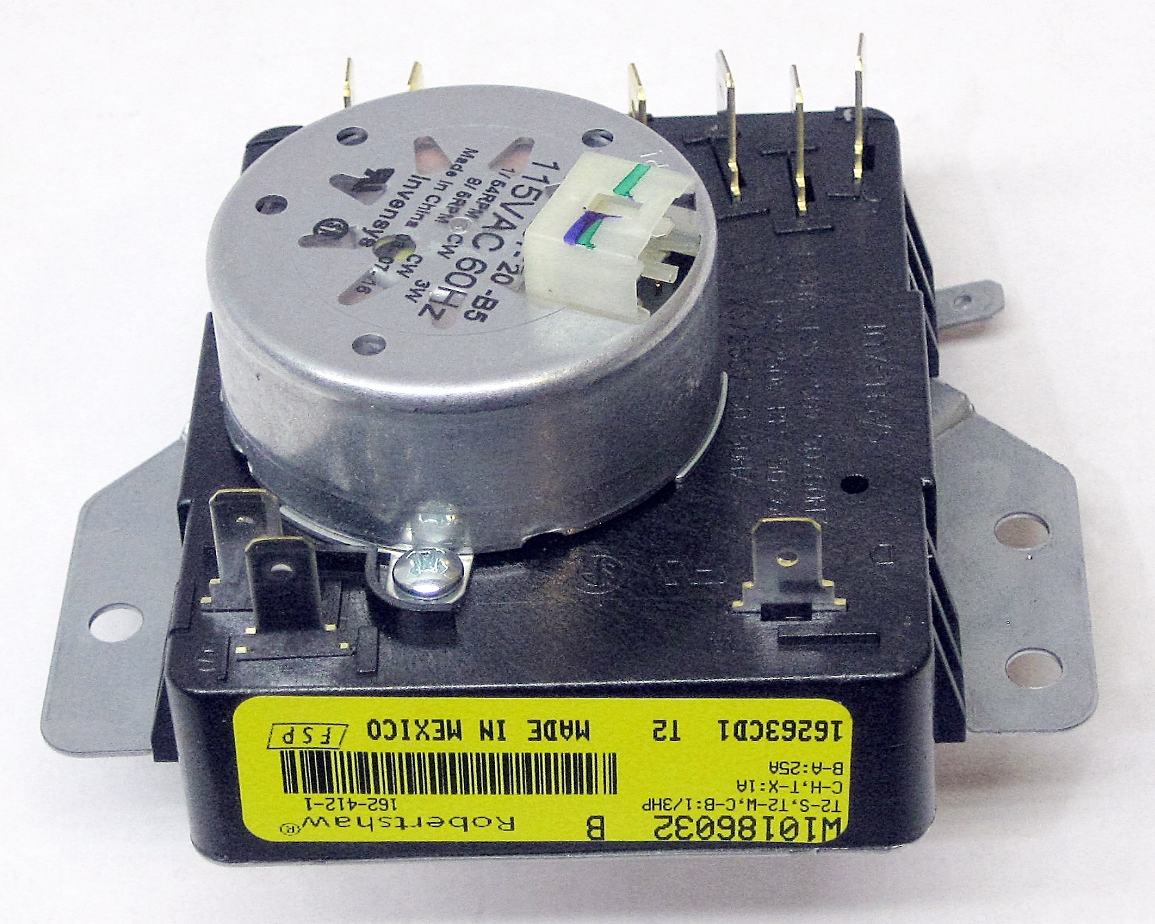 Whirlpool Wpw10186032 Timer Understanding Series And Parallel Wiring In 412 Cabinets