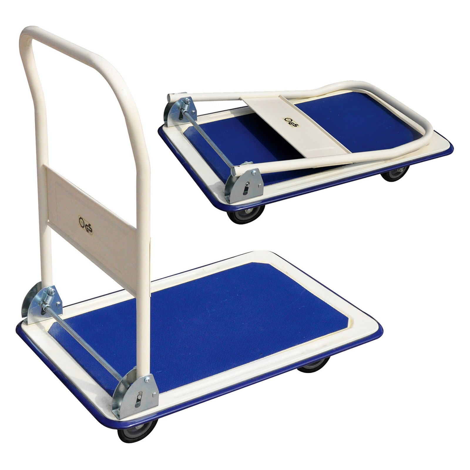 Milwaukee Folding Platform Hand Truck