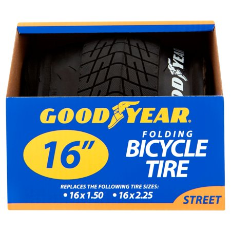 Steel Bike Tire - Good Year 16