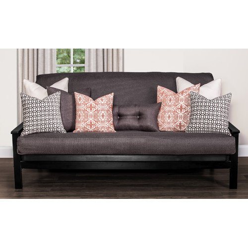 Siscovers Route Silk Futon Slipcover