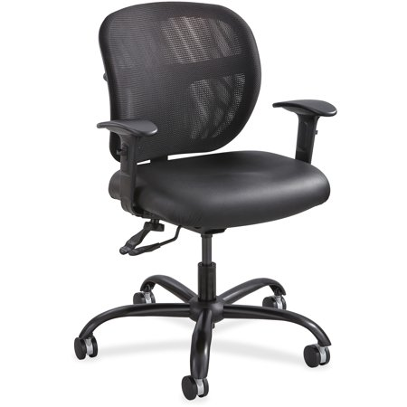 Safco, SAF3397BV, Vue Intensive-use Mesh Task Chair, 1 - Safco Mesh Backrest