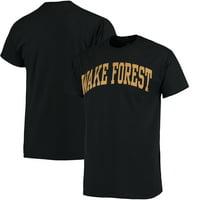 Wake Forest Demon Deacons Basic Arch T-Shirt - Black