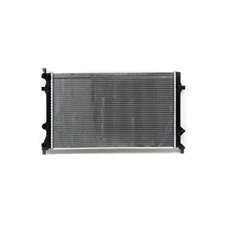 Radiator - Pacific Best Inc For/Fit 13234 11-18 Volkswagen VW Jetta Sedan 12-18 Beetle 2.5L Plastic Tank Aluminum
