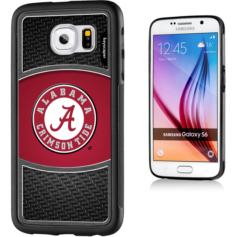 Alabama Crimson Tide Galaxy S6 Bumper Case