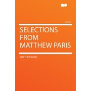 Selections from Matthew Paris