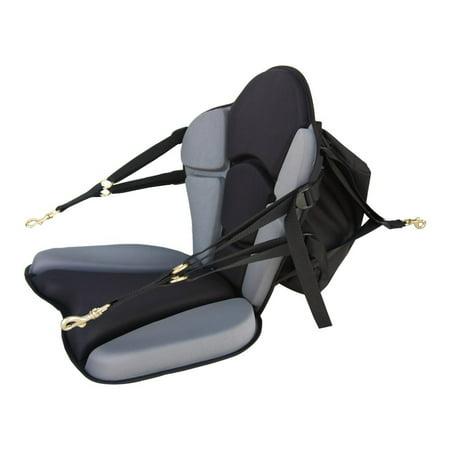 Gts expedition molded foam kayak seat fishing pack for Kayak fishing seats