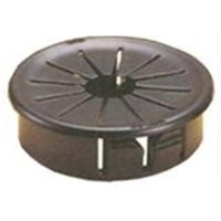 Morris Products 22346 Snap Bushings With Shutters.8 1In. Pack Of 10