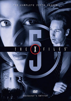 The X-Files: The Complete Fifth Season ( (DVD)) by 20th Century Fox Home Entertainment