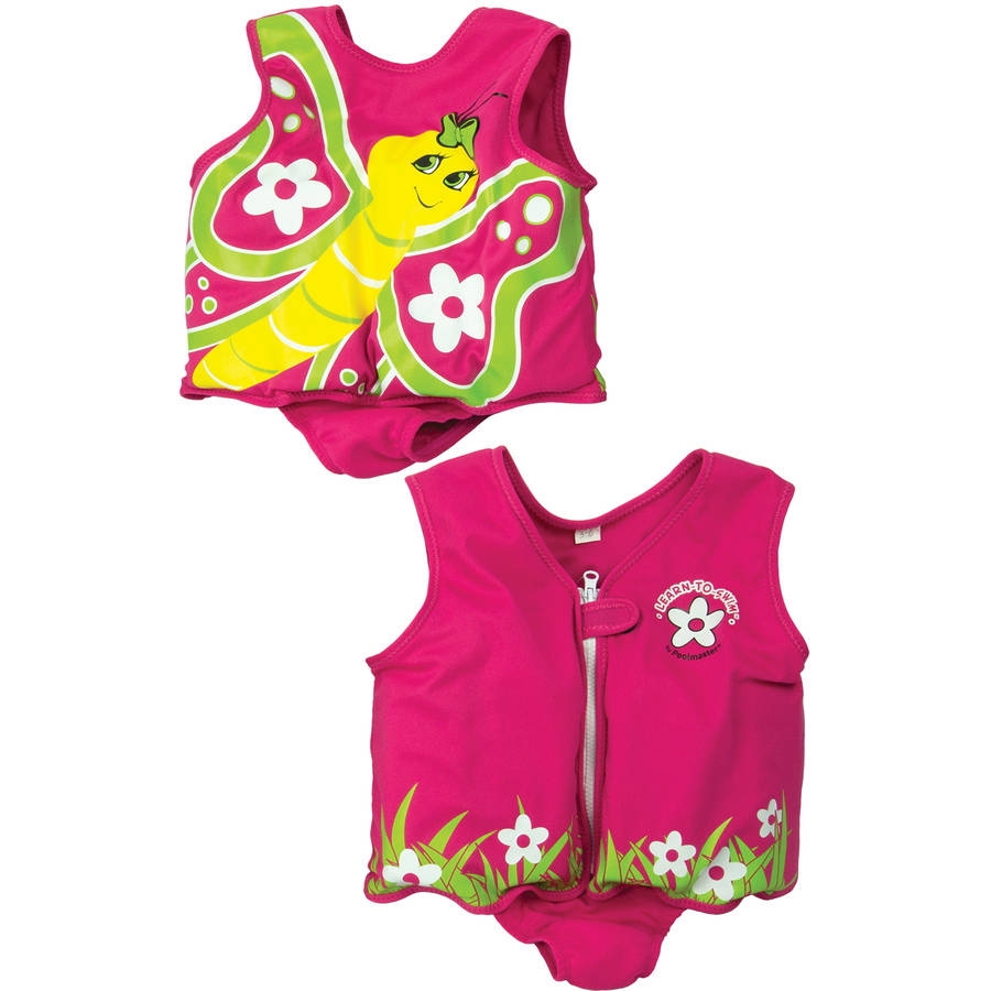 Butterfly Swim Vest, 1-3 Years Old by Poolmaster