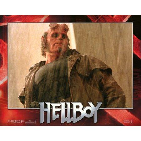 Hellboy Poster Movie E Mini Promo