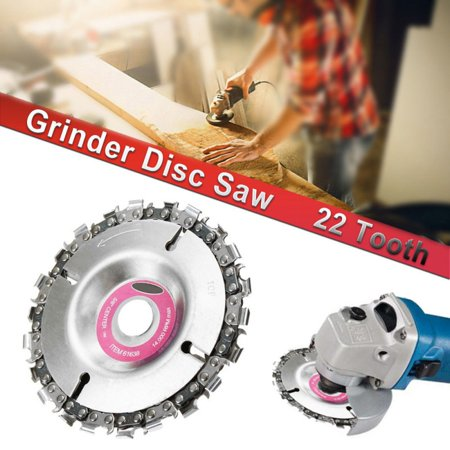 4 Inch Grinder Disc Angle Sanding Disc Chainsaw Saw Blade Circular Metal (4 Inch Wood Cutting Blade For Angle Grinder)