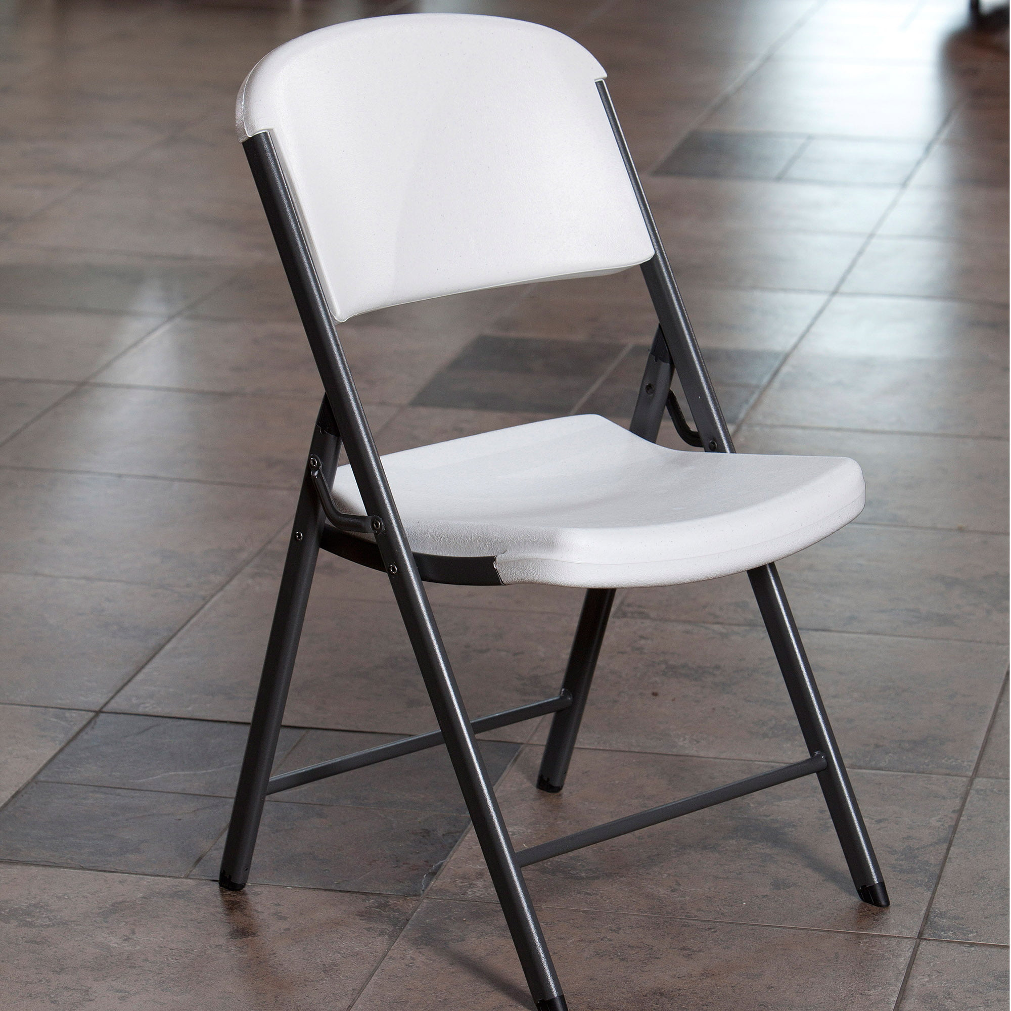 Lifetime Classic Commercial Folding Chair, Set Of 4   Walmart.com