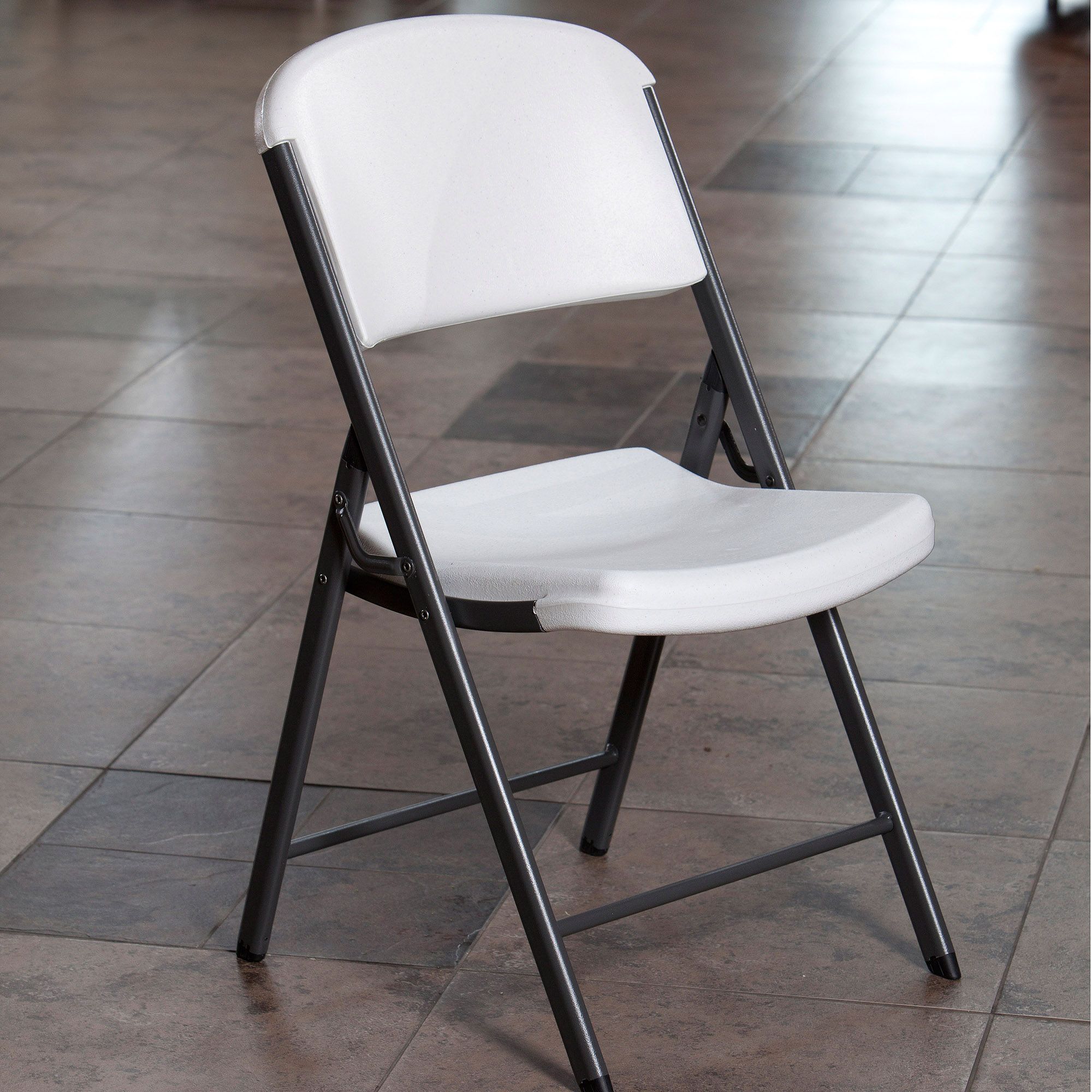 Lifetime Classic Commercial Folding Chair, Set of 4 by