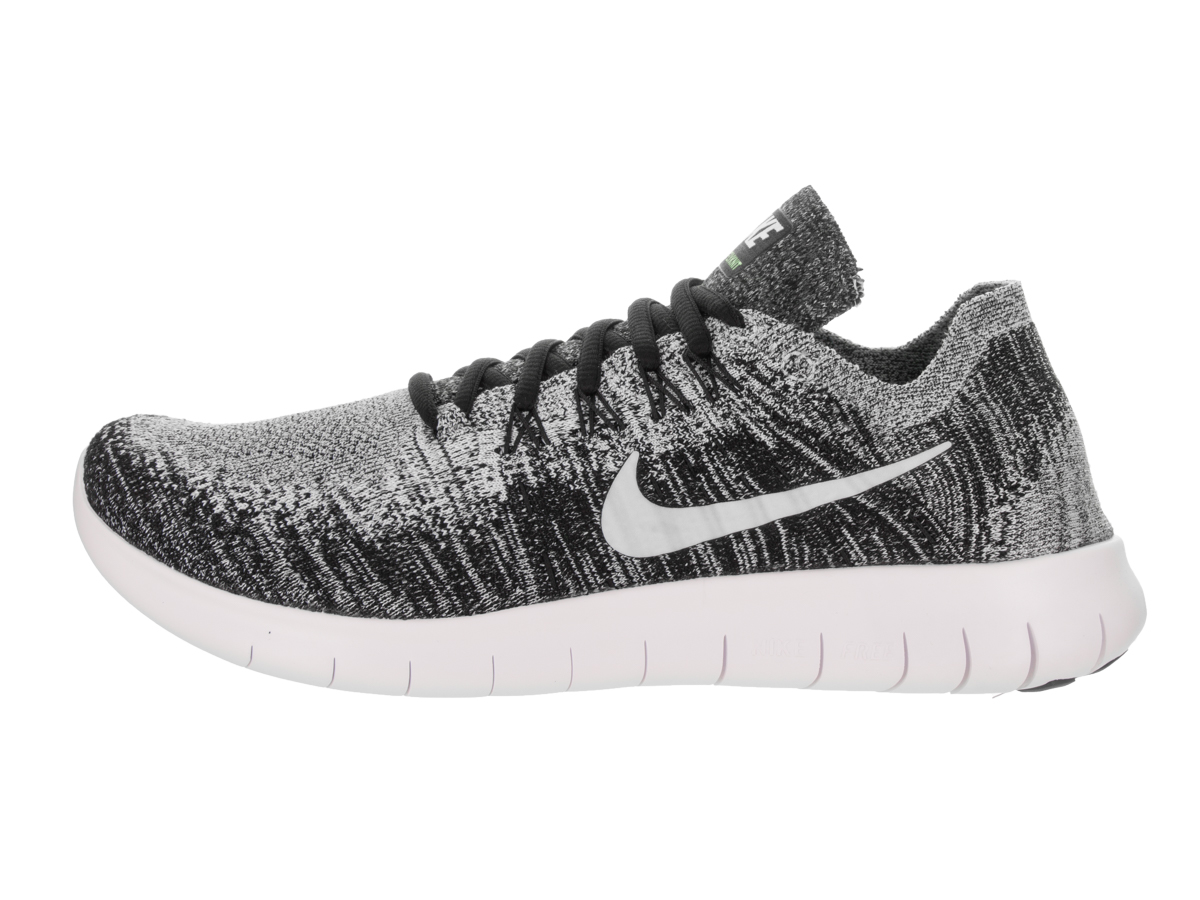 nike mens free rn flyknit 2017 running shoes - red\/grey bedspreads
