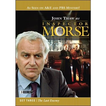 Inspector Morse: Set 3 - The Last Enemy (Inspector Morse The Sins Of The Fathers)