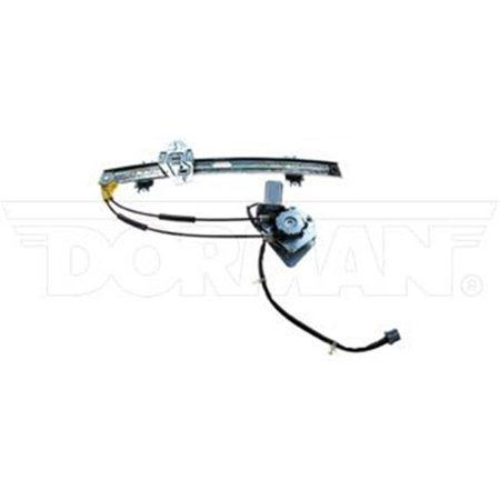 Dorman 741-713 Power Window Regulator & Motor Assembly for