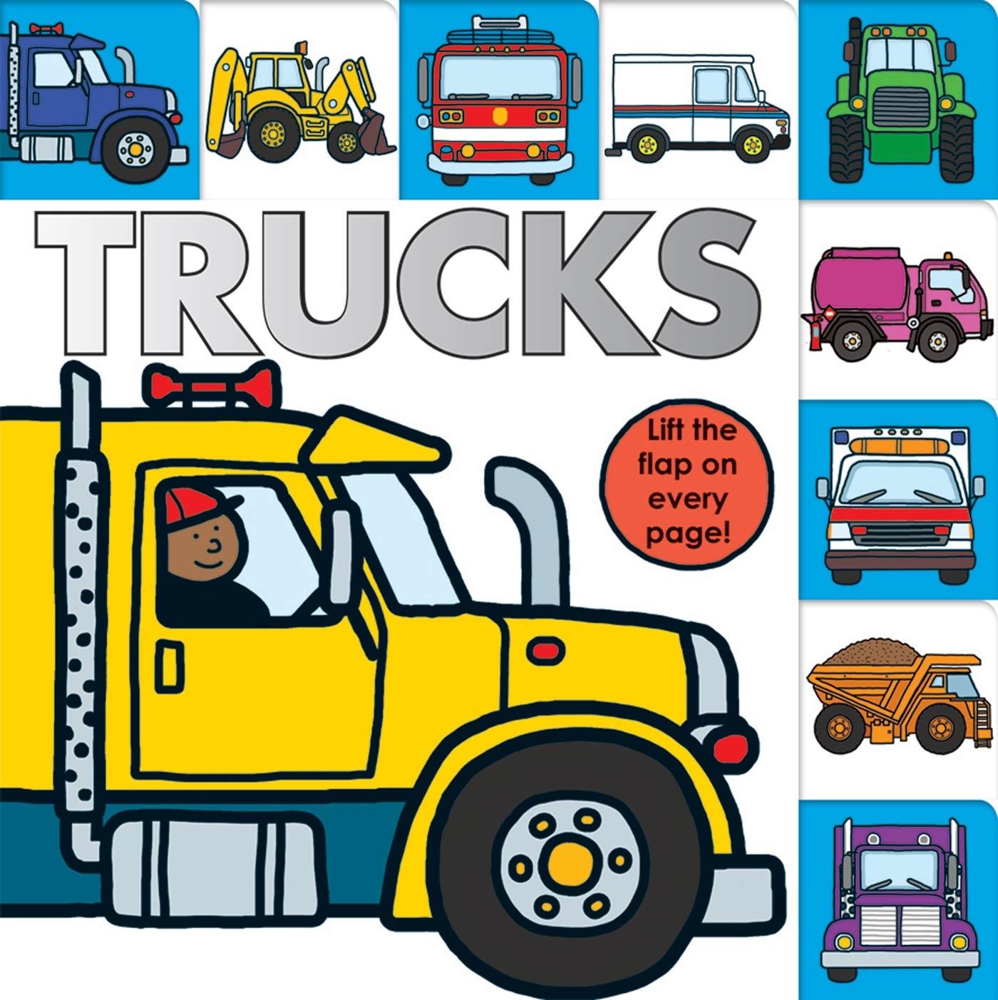Trucks (Board Book)