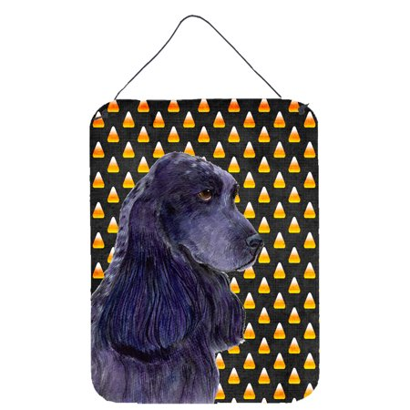 Cocker Spaniel Candy Corn Halloween Portrait Wall or Door Hanging Prints - Jcpenney Halloween Portraits