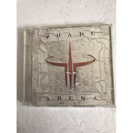 Quake III 3 Arena PC CD-ROM Id Software Activision 1999 game for Windows  95/98