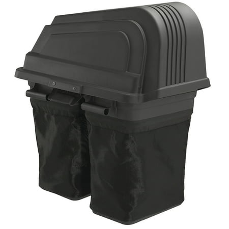 Poulan Pro 46 in. 2-Bin Soft-Sided