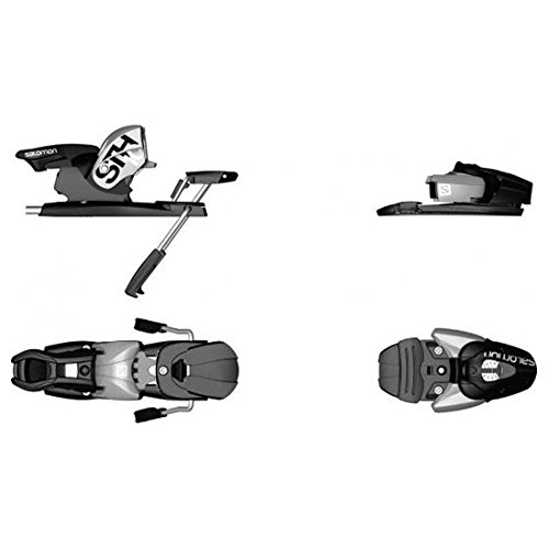 Salomon STH 10 Ski Bindings Silver/Black Mens Sz 90mm