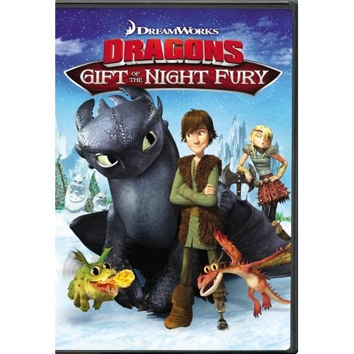 DreamWorks Dragons: Gift Of The Night Fury (Exclusive) (Widescreen)