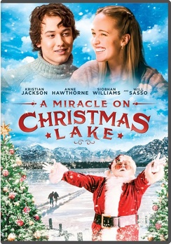 A Miracle on Christmas Lake (DVD) by Sony Pictures
