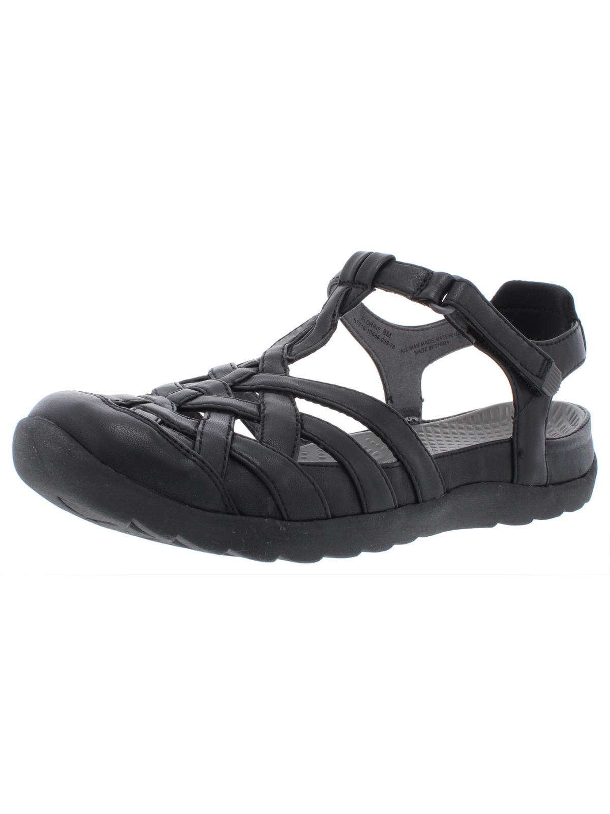 Womens BareTraps Florrie Comfort Sport Sandals, Brush Brown