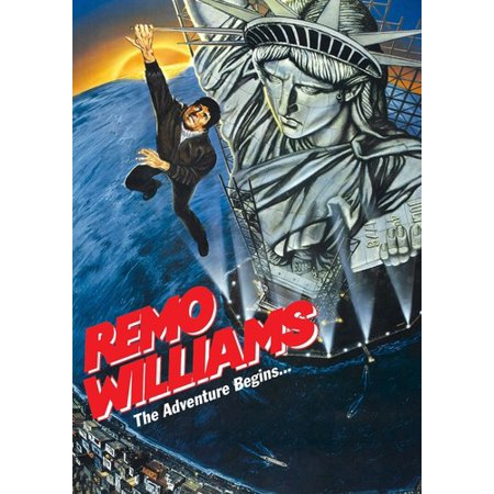 Remo Williams: The Adventure Begins (DVD)
