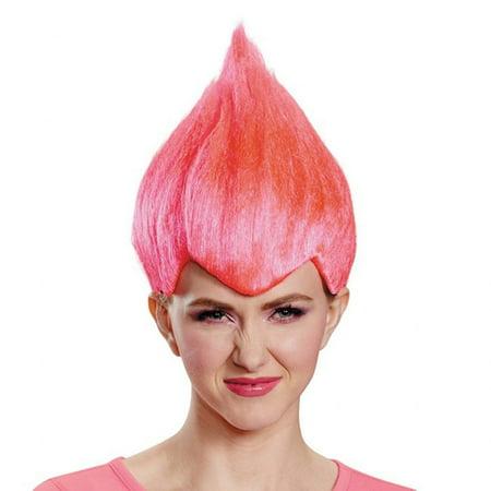 Disguise Wacky Wig Pink Adult - image 5 de 5