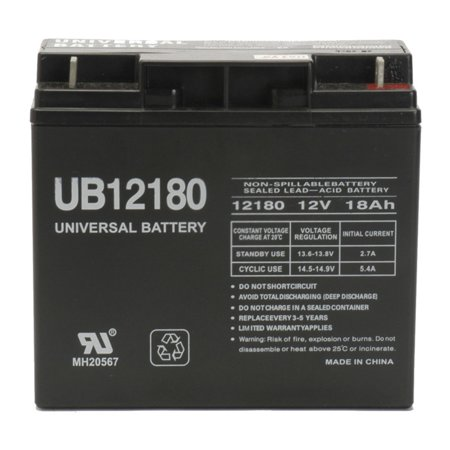 New Replacement Battery for DR Power Field Mower 10483 104837 12V 17AH