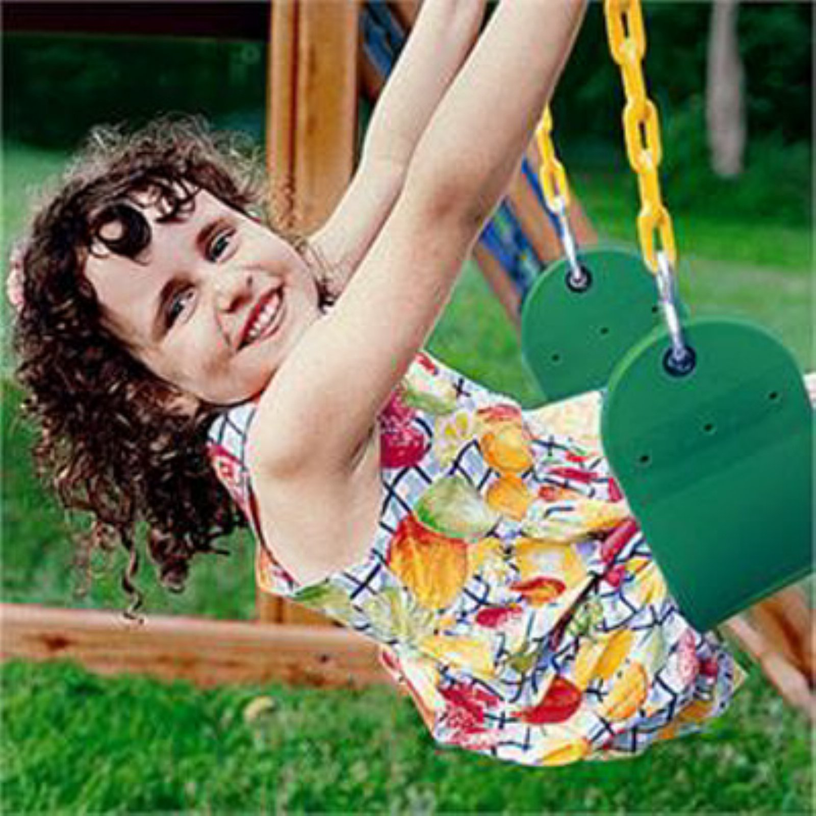 Eastern Jungle Gym Sling Swing Seat