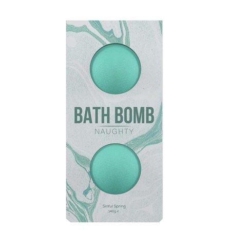 DONA Bath Bomb - Naughty Fragrance - 2 pack