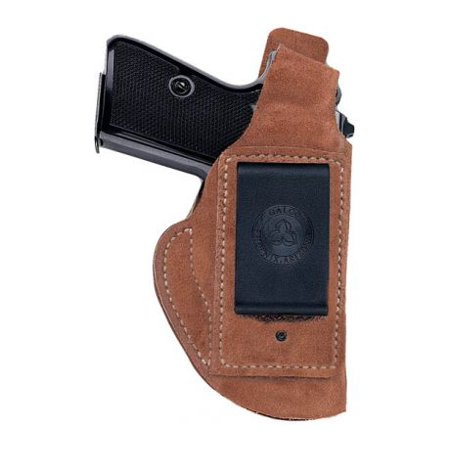 Galco Waistband Inside The Pant Holster - Natural Finish, Right Hand, Walther PP