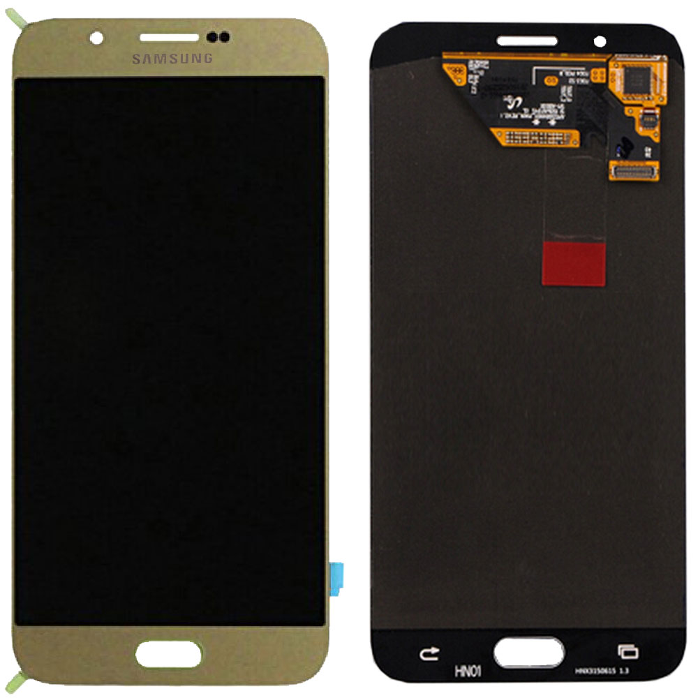 Gold LCD Touch Digitizer Screen Assembly Replacement for ...