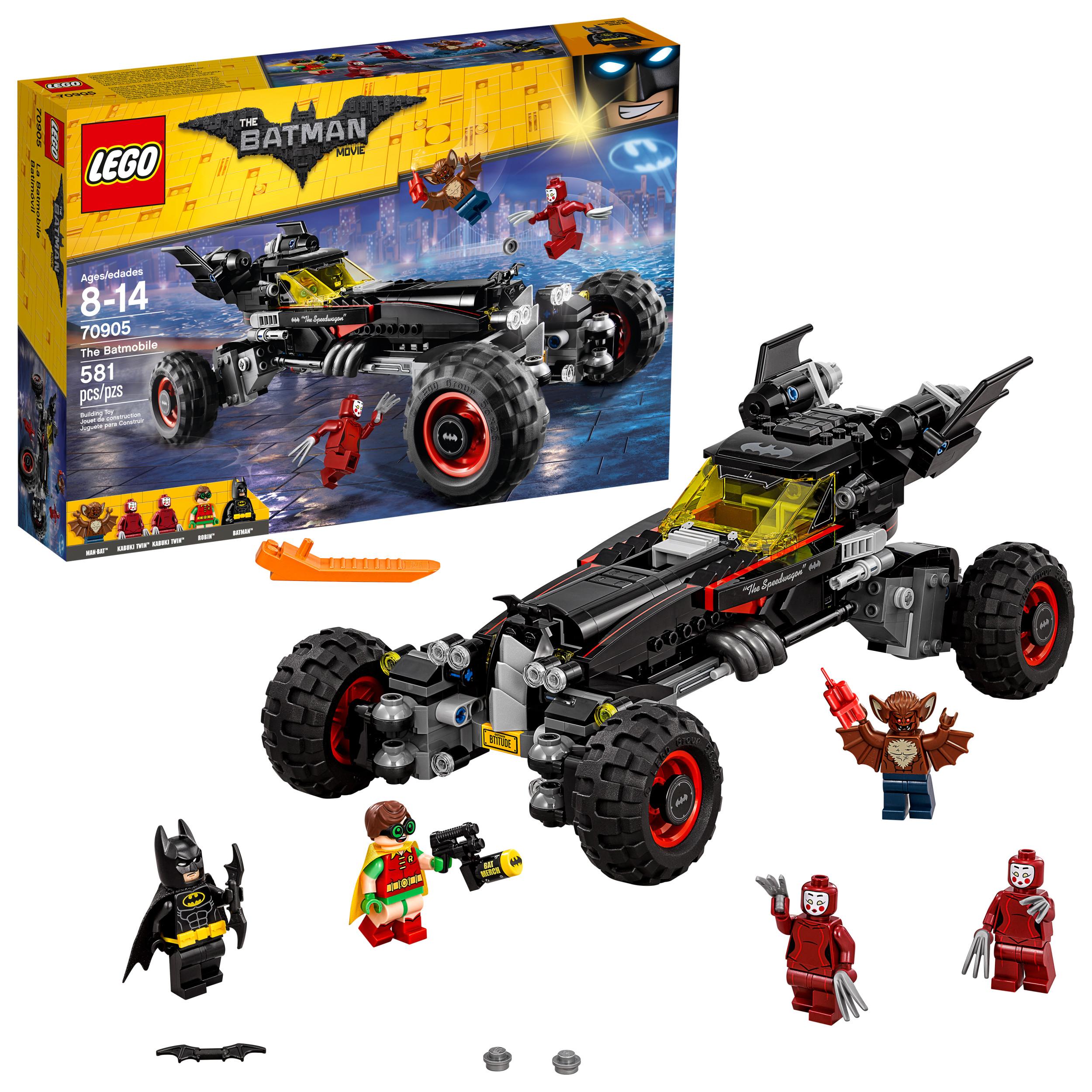 LEGO Batman Movie The Batmobile 70905 (581 Pieces)