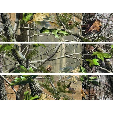 Real Tree RealTree camo edible cake strips cake topper decorations](Camo Cake Toppers)