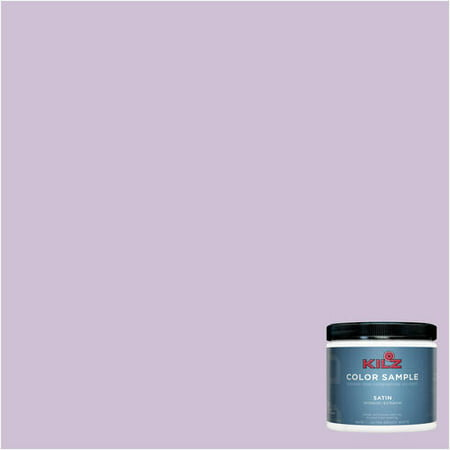 KILZ COMPLETE COAT Interior/Exterior Paint & Primer in One #RA250-01 Sweet Scent (Scented Paint)