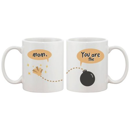 365 Printing Inc Mom You Are the Bomb Coffee Mug](Jager Bomb Cups)