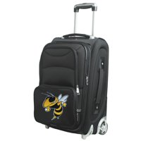 """GA Tech Yellow Jackets 21"""" Rolling Carry-On Suitcase"""