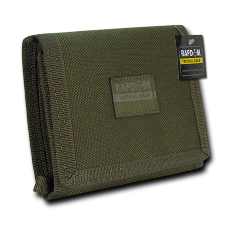 Rapdom Tactical Rapdom Tactical Wallet, Style (Shooting Head Wallet)