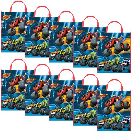 Blaze and the Monster Machines Tote Bag (Set of 10)](Wholesale Totes)