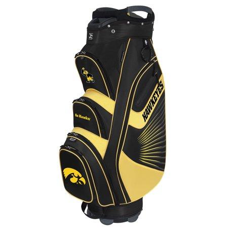 Team Effort Iowa Hawkeyes The Bucket  Ii Cooler Cart Golf Bag