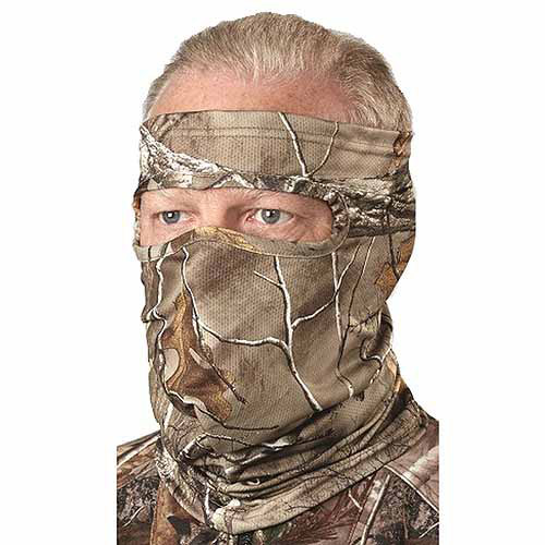 Hunter's Specialties Realtree Xtra Scent-A-Way 3/4 Facemask
