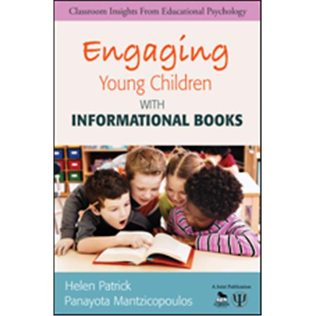 Engaging Young Children With Informational Books, Paperback - image 1 of 1