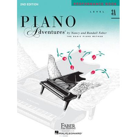 Level 3a - Performance Book : Piano Adventures