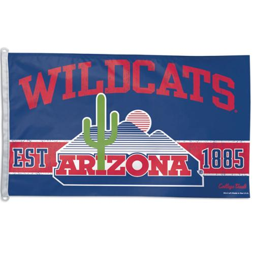 Arizona Wildcats Official NCAA 3ftx5ft Banner Flag by Wincraft